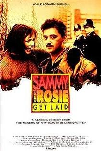 Assistir Sammy e Rosie Online Grátis Dublado Legendado (Full HD, 720p, 1080p) | Stephen Frears | 1987