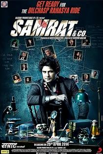 Assistir Samrat & Co. Online Grátis Dublado Legendado (Full HD, 720p, 1080p)   Kaushik Ghatak   2014
