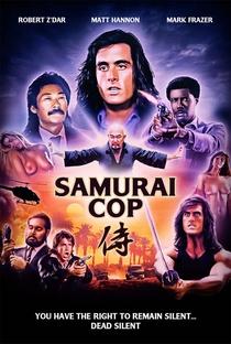 Assistir Samurai Cop Online Grátis Dublado Legendado (Full HD, 720p, 1080p) | Amir Shervan | 1991