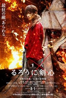 Assistir Samurai X: Inferno de Kyoto Online Grátis Dublado Legendado (Full HD, 720p, 1080p) | Keishi Otomo | 2014