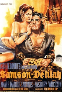 Assistir Sansão e Dalila Online Grátis Dublado Legendado (Full HD, 720p, 1080p)   Cecil B. DeMille   1949