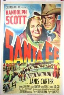 Assistir Santa Fé Online Grátis Dublado Legendado (Full HD, 720p, 1080p) | Irving Pichel | 1951