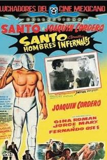 Assistir Santo Contra Hombres Infernales Online Grátis Dublado Legendado (Full HD, 720p, 1080p) | Joselito Rodríguez | 1961