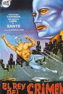 Assistir Santo Contra el Rey del Crimen Online Grátis Dublado Legendado (Full HD, 720p, 1080p) | Federico Curiel | 1962