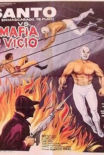 Assistir Santo Contra la Mafia del Vicio Online Grátis Dublado Legendado (Full HD, 720p, 1080p) | Federico Curiel | 1971