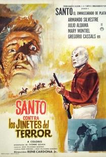 Assistir Santo Contra los Jinetes del Terror Online Grátis Dublado Legendado (Full HD, 720p, 1080p) | René Cardona | 1970