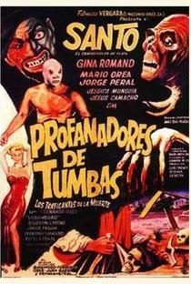 Assistir Santo Contra los Profanadores de Tumbas Online Grátis Dublado Legendado (Full HD, 720p, 1080p) | José Díaz Morales | 1966