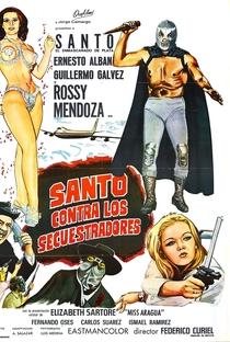 Assistir Santo Contra los Secuestradores Online Grátis Dublado Legendado (Full HD, 720p, 1080p) | Federico Curiel | 1973