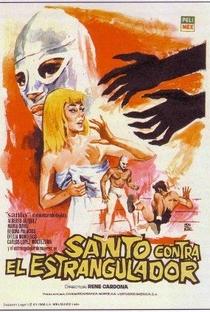 Assistir Santo Enfrenta o Estrangulador de Mulheres Online Grátis Dublado Legendado (Full HD, 720p, 1080p) | René Cardona | 1965