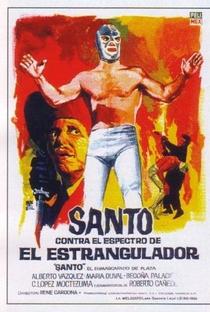 Assistir Santo Enfrenta o Fantasma Assassino Online Grátis Dublado Legendado (Full HD, 720p, 1080p) | René Cardona | 1966