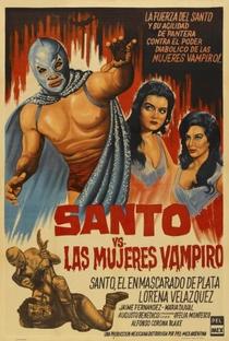 Assistir Santo Vs. As Mulheres Vampiro Online Grátis Dublado Legendado (Full HD, 720p, 1080p) | Alfonso Corona Blake |
