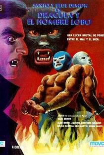 Assistir Santo e Blue Demon Contra Drácula e o Homem-Lobo Online Grátis Dublado Legendado (Full HD, 720p, 1080p) | Miguel M. Delgado | 1973