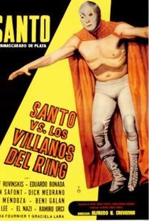 Assistir Santo el Enmascarado de Plata vs los Villanos del Ring Online Grátis Dublado Legendado (Full HD, 720p, 1080p) | Alfredo B. Crevenna | 1968