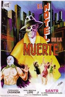 Assistir Santo en el Hotel de la Muerte Online Grátis Dublado Legendado (Full HD, 720p, 1080p) | Federico Curiel | 1963