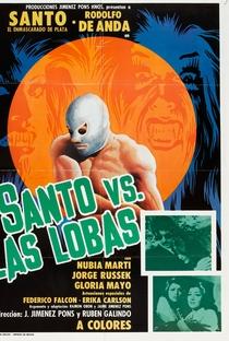Assistir Santo vs Las Lobas Online Grátis Dublado Legendado (Full HD, 720p, 1080p) | Jaime Jiménez Pons
