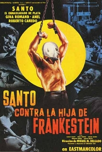 Assistir Santo vs. la Hija de Frankestein Online Grátis Dublado Legendado (Full HD, 720p, 1080p) | Miguel M. Delgado | 1972