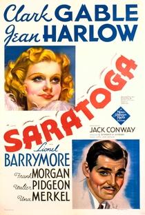 Assistir Saratoga Online Grátis Dublado Legendado (Full HD, 720p, 1080p) | Jack Conway (I) | 1937
