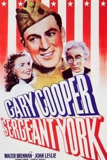 Assistir Sargento York Online Grátis Dublado Legendado (Full HD, 720p, 1080p)   Howard Hawks   1941