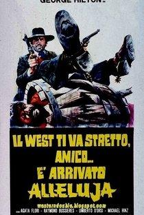 Assistir Sartana Chegou para Matar Online Grátis Dublado Legendado (Full HD, 720p, 1080p) | Giuliano Carnimeo | 1972