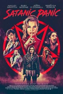 Assistir Satanic Panic Online Grátis Dublado Legendado (Full HD, 720p, 1080p) | Chelsea Stardust Peters | 2019