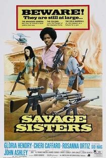 Assistir Savage Sisters Online Grátis Dublado Legendado (Full HD, 720p, 1080p) | Eddie Romero | 1974