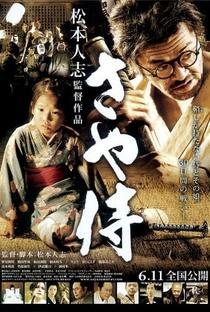 Assistir Saya-zamurai Online Grátis Dublado Legendado (Full HD, 720p, 1080p) | Hitoshi Matsumoto (I) | 2011