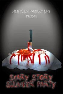 Assistir Scary Story Slumber Party Online Grátis Dublado Legendado (Full HD, 720p, 1080p)   Coven Delacruz