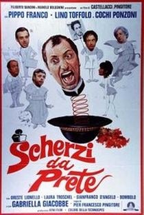 Assistir Scherzi da Prete Online Grátis Dublado Legendado (Full HD, 720p, 1080p) | Pier Francesco Pingitore | 1978