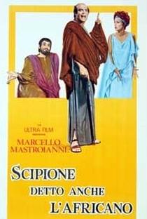 Assistir Scipião, O Africano...General de César Online Grátis Dublado Legendado (Full HD, 720p, 1080p)   Luigi Magni   1972