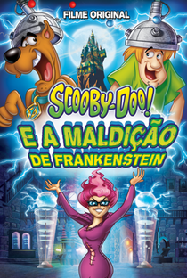 Assistir Scooby-Doo! A Maldição do Frankenstein Online Grátis Dublado Legendado (Full HD, 720p, 1080p)   Paul McEvoy   2014