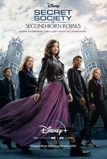 Assistir Secret Society of Second Born Royals Online Grátis Dublado Legendado (Full HD, 720p, 1080p)   Anna Mastro   2020