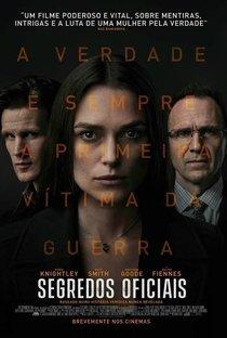 Assistir Segredos Oficiais Online Grátis Dublado Legendado (Full HD, 720p, 1080p) | Gavin Hood | 2019