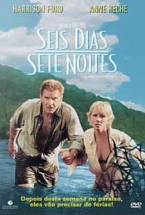 Assistir Seis Dias, Sete Noites Online Grátis Dublado Legendado (Full HD, 720p, 1080p) | Ivan Reitman | 1998
