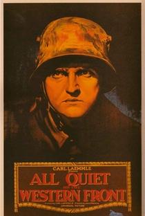 Assistir Sem Novidade no Front Online Grátis Dublado Legendado (Full HD, 720p, 1080p) | Lewis Milestone | 1930