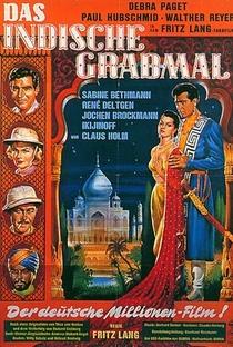 Assistir Sepulcro Indiano Online Grátis Dublado Legendado (Full HD, 720p, 1080p) | Fritz Lang (I) | 1959