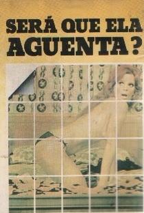 Assistir Será Que Ela Aguenta? Online Grátis Dublado Legendado (Full HD, 720p, 1080p) | Roberto Mauro | 1977