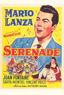 Assistir Serenata Online Grátis Dublado Legendado (Full HD, 720p, 1080p)   Anthony Mann   1956