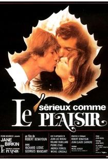 Assistir Sérieux comme le plaisir Online Grátis Dublado Legendado (Full HD, 720p, 1080p)   Robert Benayoun   1975