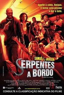 Assistir Serpentes a Bordo Online Grátis Dublado Legendado (Full HD, 720p, 1080p) | David R. Ellis | 2006