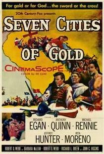 Assistir Sete Cidades de Ouro Online Grátis Dublado Legendado (Full HD, 720p, 1080p) | Robert D. Webb | 1955