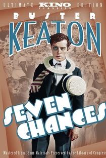 Assistir Sete Oportunidades Online Grátis Dublado Legendado (Full HD, 720p, 1080p) | Buster Keaton | 1925