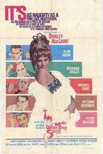 Assistir Sete Vezes Mulher Online Grátis Dublado Legendado (Full HD, 720p, 1080p) | Vittorio De Sica | 1967