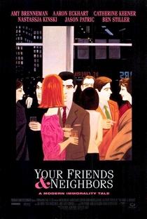 Assistir Seus Amigos, Seus Vizinhos Online Grátis Dublado Legendado (Full HD, 720p, 1080p)   Neil LaBute   1998