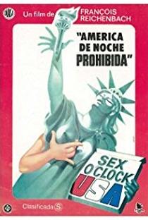 Assistir Sex O'Clock U.S.A. Online Grátis Dublado Legendado (Full HD, 720p, 1080p)   François Reichenbach   1976