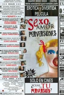 Assistir Sexo, Amor y Otras Perversiones Online Grátis Dublado Legendado (Full HD, 720p, 1080p) | Ángel Flores Torres