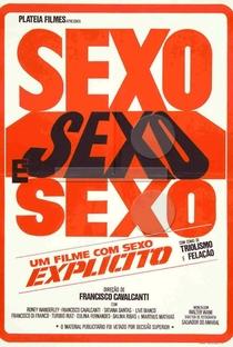 Assistir Sexo, Sexo e Sexo Online Grátis Dublado Legendado (Full HD, 720p, 1080p) | Francisco Cavalcanti | 1984