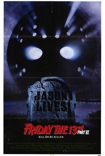 Assistir Sexta-Feira 13, Parte 6: Jason Vive Online Grátis Dublado Legendado (Full HD, 720p, 1080p) | Tom McLoughlin | 1986
