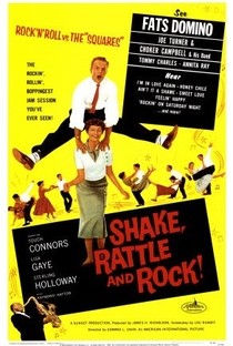 Assistir Shake, Rattle & Rock! Online Grátis Dublado Legendado (Full HD, 720p, 1080p) | Edward L. Cahn | 1956