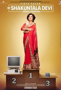 Assistir Shakuntala Devi Online Grátis Dublado Legendado (Full HD, 720p, 1080p)   Anu Menon   2020