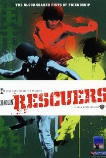 Assistir Shaolin Rescuers Online Grátis Dublado Legendado (Full HD, 720p, 1080p) | Chang Cheh | 1979